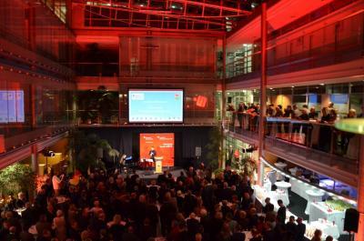 Foto zur Meldung: Gemeinsamer Neujahrsempfang von Landkreis OSL und Sparkasse Niederlausitz