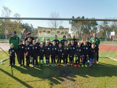 Osterfußballcamp in Niemegk