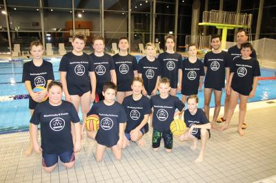 Foto zur Meldung: Maschinsky & Krause unterstützt unseren Wasserball-Nachwuchs