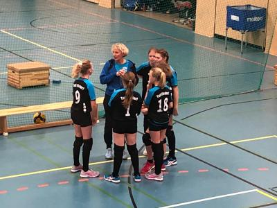 Foto zur Meldung: U14 verpasst Nordwestdeutsche Meisterschaften knapp!