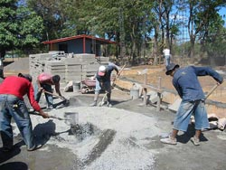 Vorschaubild zur Meldung: Förderung der Bildungs-und Ernährungssituation für Schulkinder in ländlichen Gebieten von Villa El Carmen