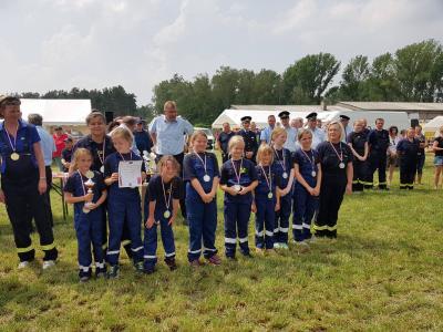 Foto zur Meldung: Kreisfeuerwehrtag 2019 in Buchholz