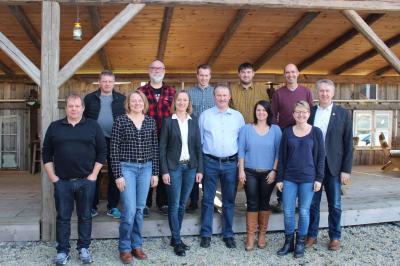 Foto zur Meldung: Nominierungsversammlung der CSU in der Mulberry-Ranch