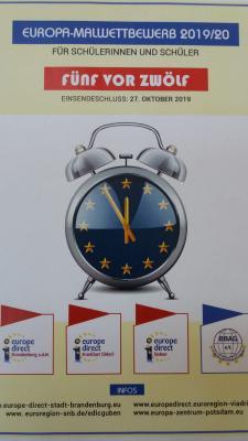 Vorschaubild zur Meldung: Gewinner im Europa-Malwettbewerb