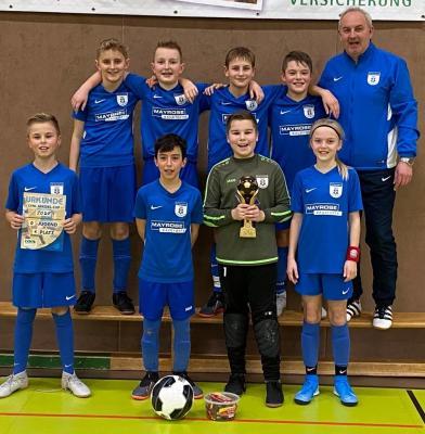 LVM-Jakobs-Cup Sieger  -  U12  SC BW 94 Papenburg