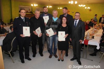 Foto zur Meldung: Neujahrsempfang der Gemeinde Wusterhausen/Dosse