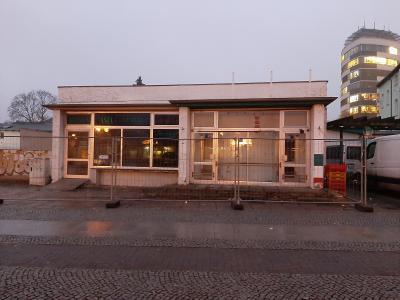 Vorschaubild zur Meldung: Dreckecke am Bahnhof beseitigt - Voraussetzung für Entwicklung geschaffen