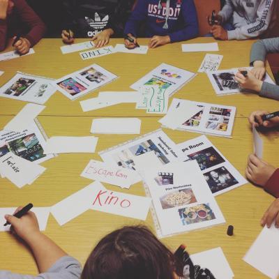 "Foto zur Meldung: JRK-Projekt ""Be part of it"" startet auch in Alsweiler"