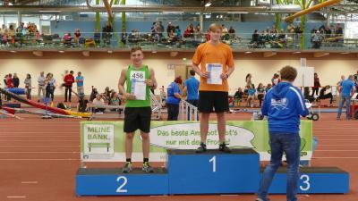 Foto zur Meldung: Südbayerische Leichtathletik Meisterschaft