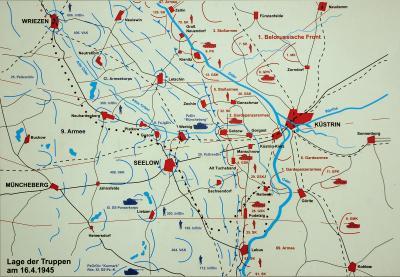 Vorschaubild zur Meldung: Vor 75 Jahren. Ereignisse und Erinnerungen an die größte Schlacht auf deutschem Boden