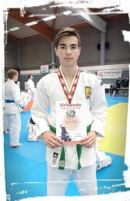 Foto zu Meldung: Klasse Leistung: Malchiner Judoka holt sich den Landesmeister-Titel