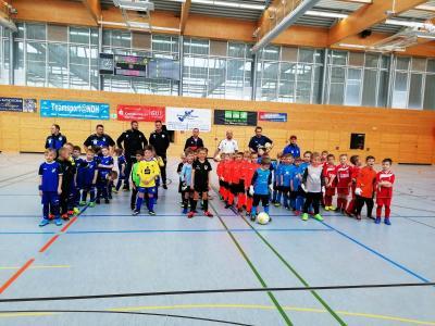 Foto zur Meldung: 10. Sparkassen-Cup der Abteilung Fußball