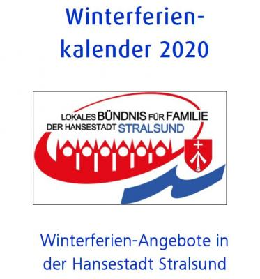 Winterferienkalender 2020