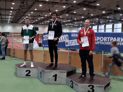 Vorschaubild zur Meldung: Matthias Beutin gewinnt Bronze bei den Aktiven