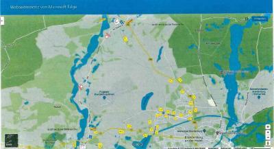 Vorschaubild zur Meldung: +++Vorbereitung für den Radwegebau an der Landesstraße 962 – Vollsperrung vom 03.02.- 08.02.2020 +++