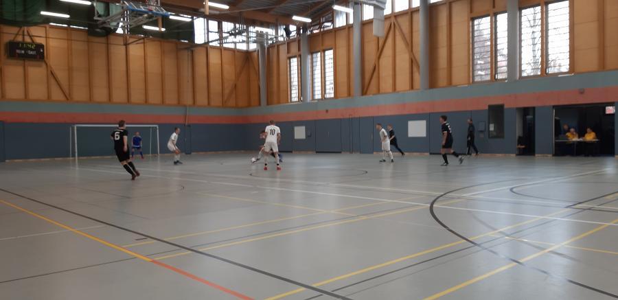 Vorschaubild der Meldung: A-Junioren Turnier des VfB Zittau: LSV auf Platz 5