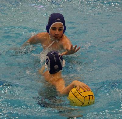 Foto zur Meldung: Wasserball U14 Landesmeisterschaft - 1. Spieltag