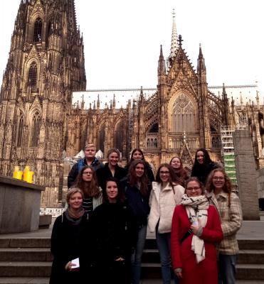 Vorschaubild zur Meldung: Kunst in Köln