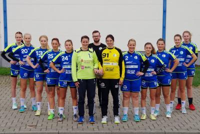 Team 2. Frauen