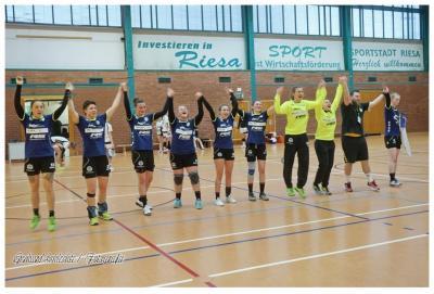 Vorschaubild zur Meldung: Oberliga-Frauen feiern ersten Doppelpunktgewinn