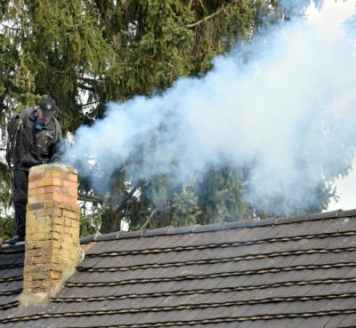 Vorschaubild zur Meldung: Feuerwehr war in Klettwitz im Einsatz