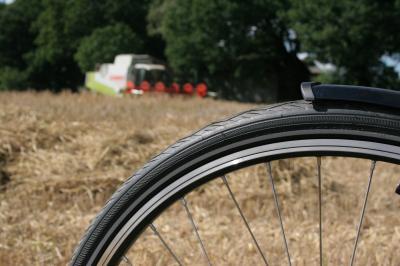 Vorschaubild zur Meldung: Fahrradroute der Landwirtschaft geht 2020 weiter