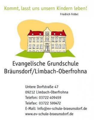 Foto zur Meldung: Ausschreibungen für ev. Grundschule Bräunsdorf