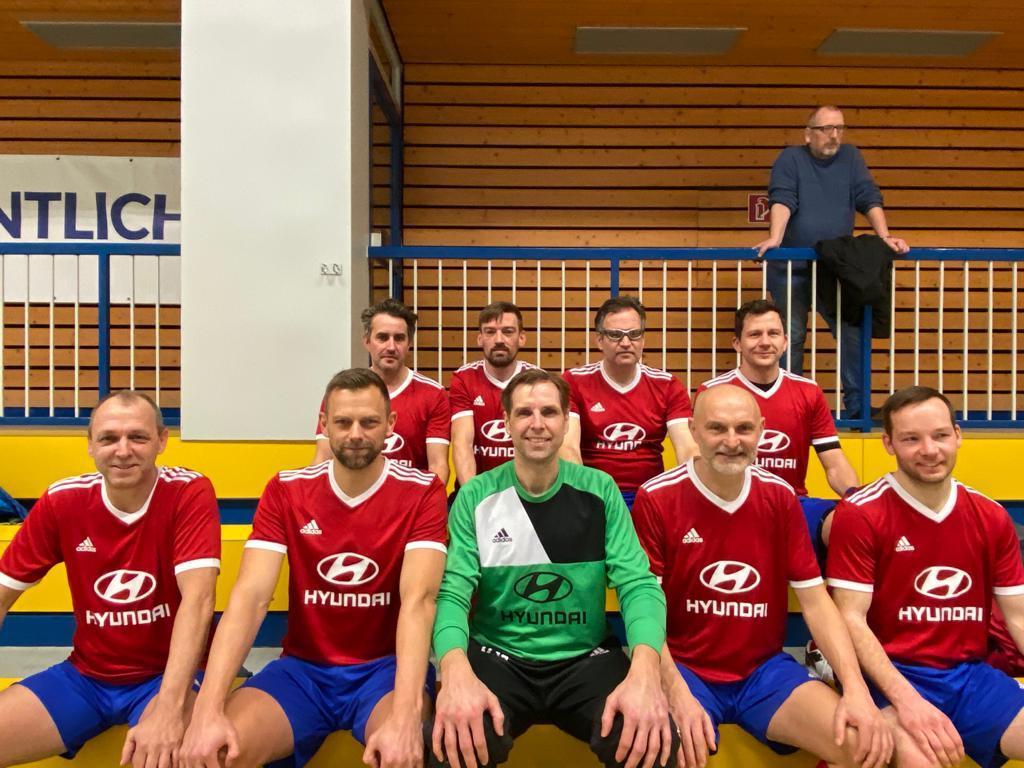 Bild der Meldung: Ü40 bei Löwen-Cup in Rastede