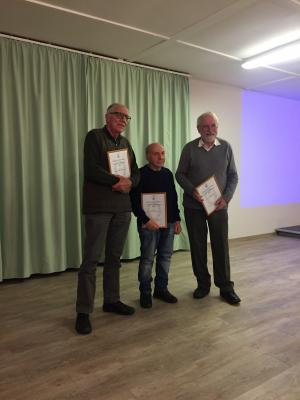 Foto zur Meldung: Herrnhuter Bürgerschaft ehrt langjährigen Ruppersdorfer Nachwuchstrainer