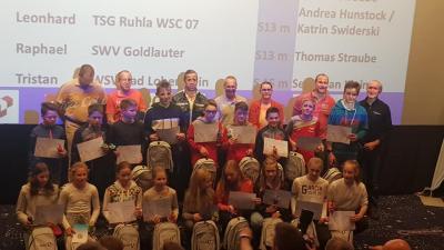 Foto zur Meldung: Berufungsfeier Thüringer Skiverband
