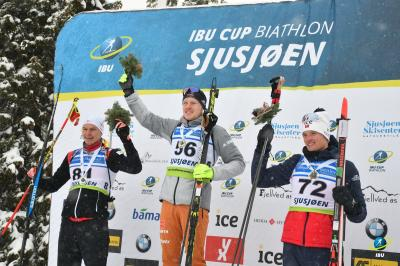 Foto zur Meldung: IBU CUP Sjusjoen