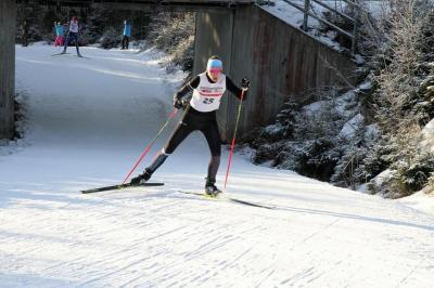 Foto zur Meldung: Deutschlandpokal Skilanglauf