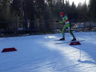 Foto zur Meldung: Deutschlandpokal Biathlon Notschrei