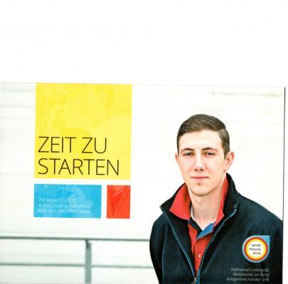 Foto zur Meldung: Klassen 7,8,9 ZEIT ZU STARTEN