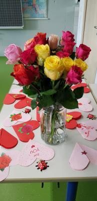 Foto zur Meldung: SMV Valentinsaktion