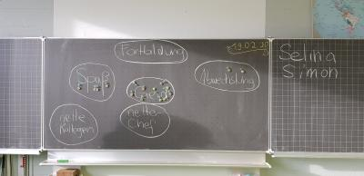 Foto zur Meldung: Ausbildungsoffensive Bayern in Klasse 7