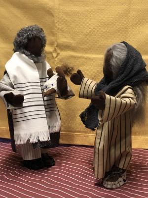Biblische Geschichten werden lebendig  Ein Bibel-Quiz für Jung und Alt