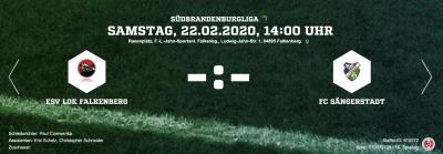 Foto zur Meldung: Fußball: Rückrunde für unsere Männer beginnt am Samstag