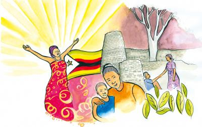 Foto zur Meldung: Zentraler Gottesdienst zum Weltgebetstag in St. Andreas