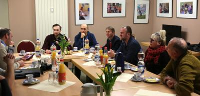 Foto zur Meldung: Gross Laasch - Eine Delegation aus der Partnerstadt Brusy zu Besuch 14.02.-16.02.2020