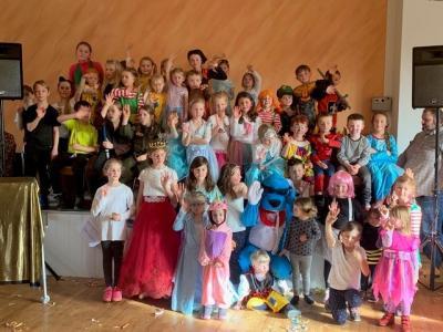 Foto zur Meldung: Eine tolle Kindergarten-Faschingsparty