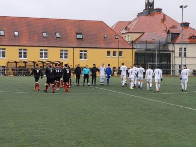 Vorschaubild zur Meldung: Testspiel Männer - Neusalz-A-Junioren 2:4 (in Sohland/ Spree)