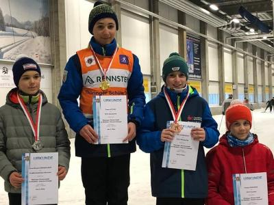 Foto zur Meldung: Thüringer Meisterschaft Biathlon (Einzel)