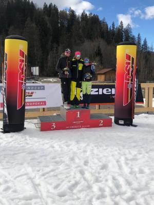 Vorschaubild zur Meldung: Deutsche Meisterschaft/Deutschlandpokal Skilanglauf