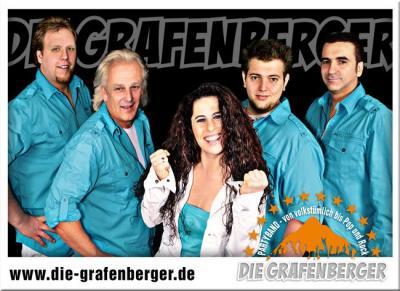 """Open Air-Party am Vinzenzifest-Samstag mit """"Die Grafenberger"""""""