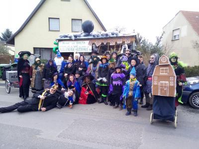 Foto zur Meldung: Karneval 2020