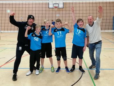 Vorschaubild zur Meldung: Volleyball Bezirksmeisterschaften