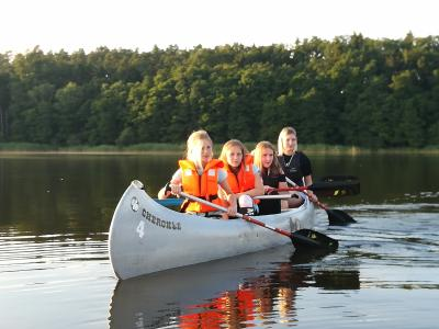 Foto zur Meldung: Sommercamp geht in die nächste Runde