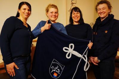 Foto zur Meldung: Volles Programm bei der Reitsportgemeinschaft Schmalensee