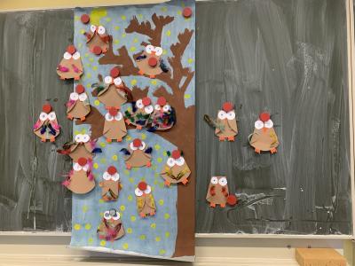 Foto zur Meldung: Besuch aus den Kindergärten